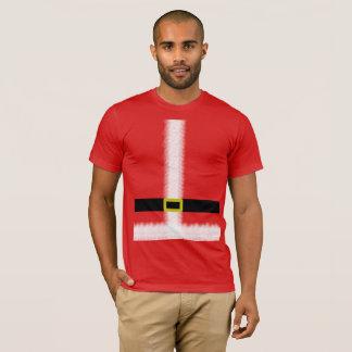Overhemd van Kerstmis van de Kerstman van het T Shirt