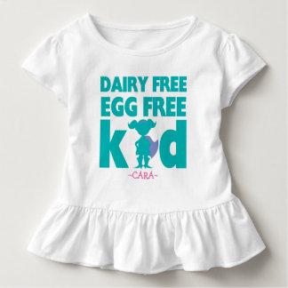 Overhemd van Superhero van het Meisje van de Kinder Shirts