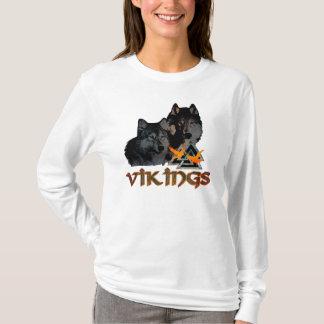 Overhemd van Viking van vrouwen het Spirituele T Shirt