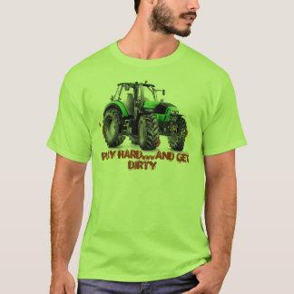 Overhemd: Vuil Overhemd T Shirt