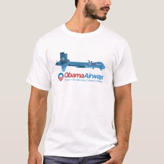 Overhemden van de Hommel van de Luchtroutes van T Shirt