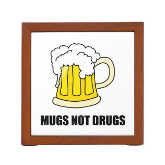 Overvalt niet Drugs Pennenhouder