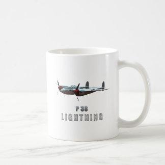 P38 Bliksem Koffiemok
