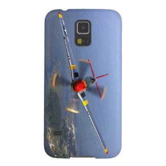 P-51 het Vliegtuig van de Vechter van de mustang Galaxy S5 Hoesje