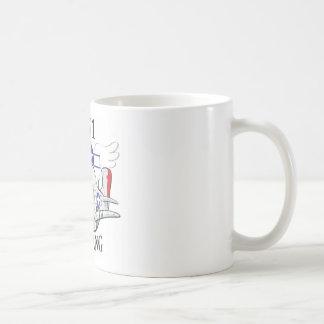 p-51 mustang koffiemok
