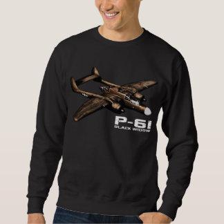 P-61 zwarte weduwe trui