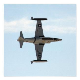 P-80 vallend ster custom uitnodging