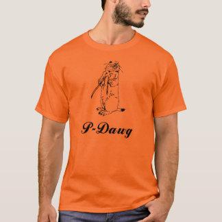 P-Dawg (Prairiehond) T Shirt