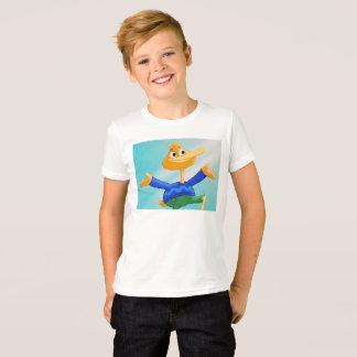 P. de T-shirt van het Eendje van de koning