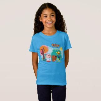 P. het Eendje van de koning - Drie karakter T Shirt