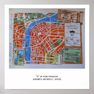 praag afdrukken posters en kunstwerken online bestellen. Black Bedroom Furniture Sets. Home Design Ideas