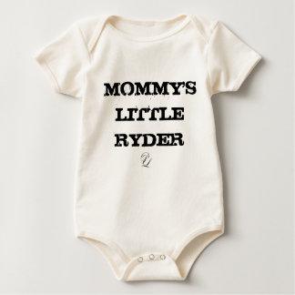 P. Leone Weinig Ryder Onesy van de Mama Baby Shirt