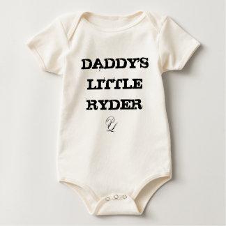 P. Leone Weinig Ryder Onesy van de Papa Baby Shirt