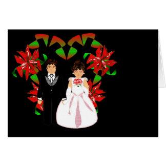 Paar I van het Huwelijk van Kerstmis met de Kroon