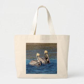 Paar Pelikanen Grote Draagtas