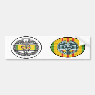 Paar van de Sticker van het Kenteken van het