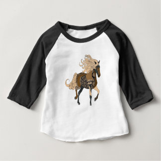 Paard Baby T Shirts
