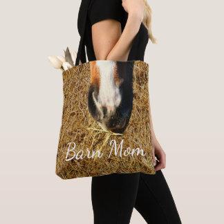 Paard die het Canvas tas van het Mamma van de