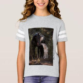 Paard en Hond T Shirt