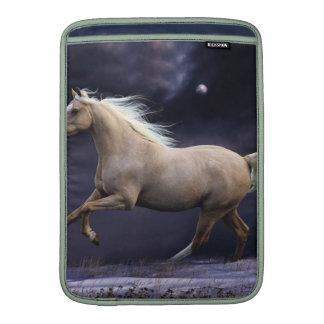 paard het galopperen MacBook beschermhoezen