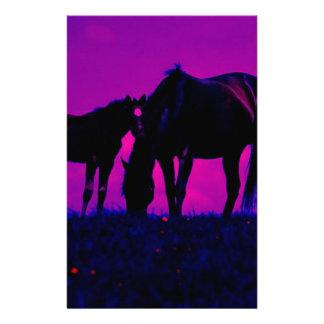 Paard & Merrieveulen Briefpapier