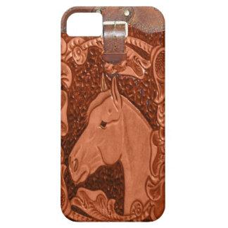 """""""Paard"""" Westerne IPhone 5 Hoesje"""