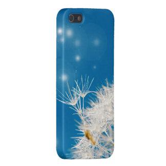 paardebloem dekking iPhone 5 covers