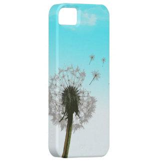 Paardebloem die, zaden die iphone 5 verspreiden barely there iPhone 5 hoesje