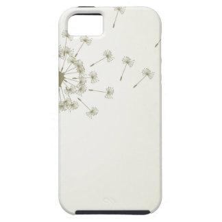 Paardebloem Tough iPhone 5 Hoesje