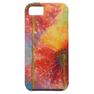 Paardebloemen Tough iPhone 5 Hoesje