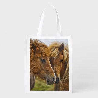 paarden boodschappentas
