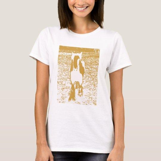 Paarden / horses t shirt