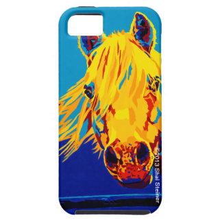 Paarden in Primair door Shai Steiner iPhone 5 Tough iPhone 5 Hoesje