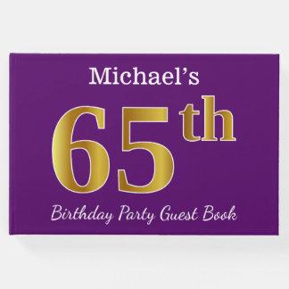 Paars, de Gouden 65ste Partij van de Verjaardag