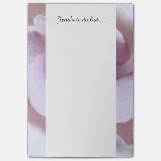 Paars nam de Foto van het Huwelijk toe Post-it® Notes