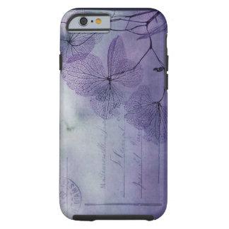 Paars Watermerk Tough iPhone 6 Hoesje
