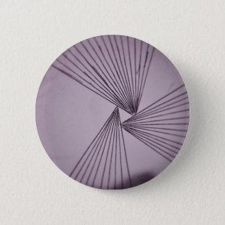 Paarse Expliciete Geconcentreerde Liefde Ronde Button 5,7 Cm