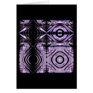 Paarse Golven Briefkaarten 0