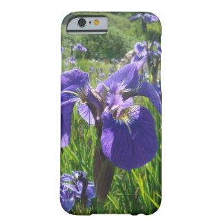 Paarse iPhone 6 van de Iris hoesje