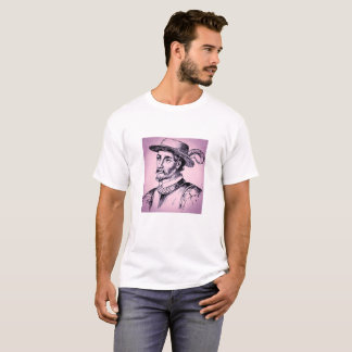 Paarse Juan T Shirt