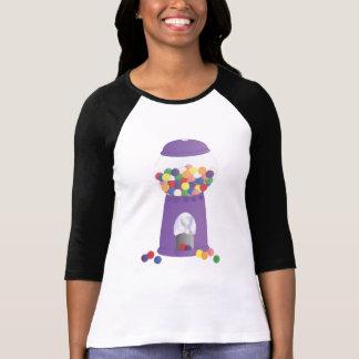 Paarse Machine Gumball T Shirt