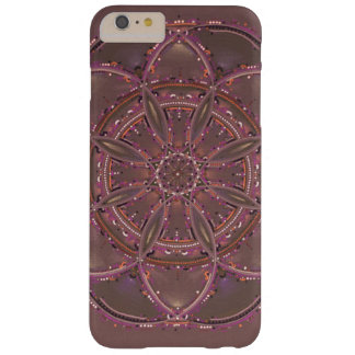paarse mandala barely there iPhone 6 plus hoesje