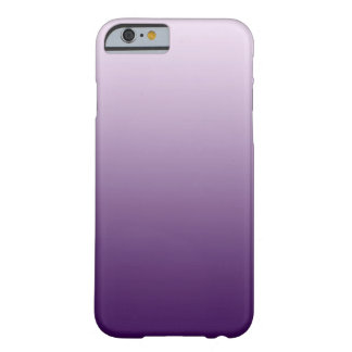 Paarse Ombre iPhone 6 hoesje Barely There iPhone 6 Hoesje