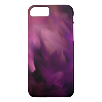 Paarse rook iPhone 8/7 hoesje