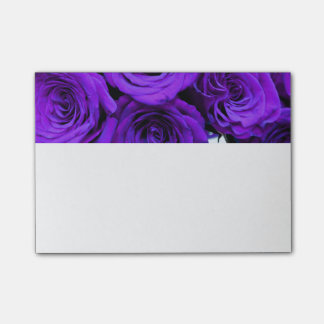 Paarse Rozen Post-it® Notes