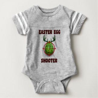 paaseischutter, grappige Pasen hertengift desgin Baby Bodysuit