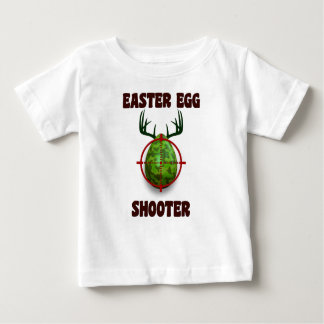 paaseischutter, grappige Pasen hertengift desgin Baby T Shirts