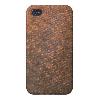 Pacu - de Dekking van Iphone van de Huid van Visse iPhone 4/4S Hoesje