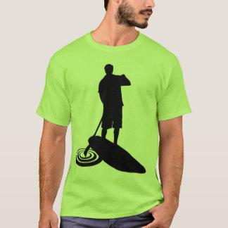 paddleboard de pool t shirt