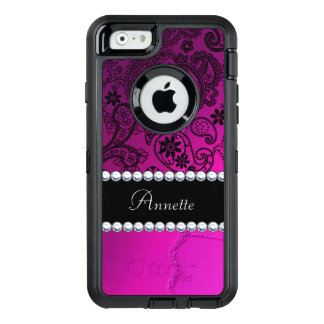 Paisley OtterBox Defender iPhone Hoesje